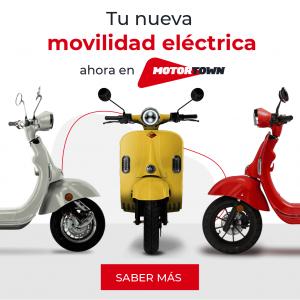 Motos eléctricas en tu taller MotosTown